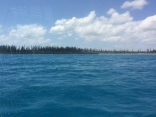 The blue Pacific