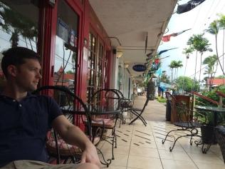 Garrett in Kailua, Kona, HI